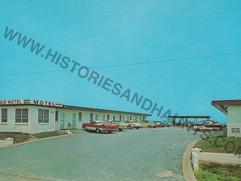 Ocean Air Motel - undated