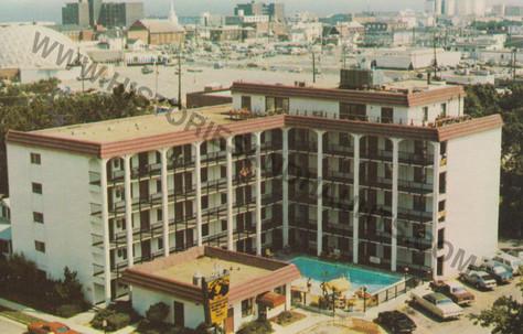 Circa Del Mar Motel - undated