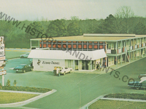 Econo-Travel Motor Hotel - undated