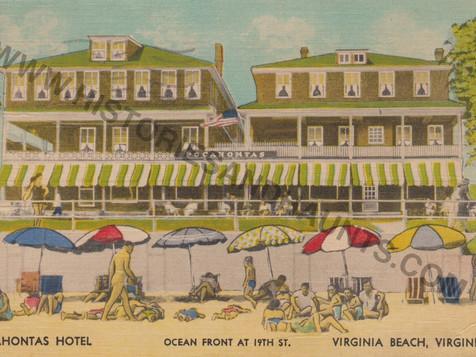 Pocahontas Hotel - 1945