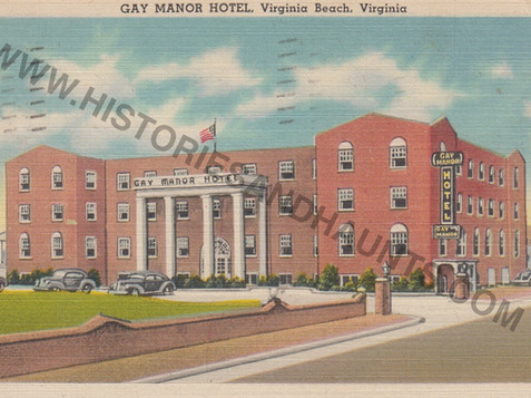 Gay Manor - undated