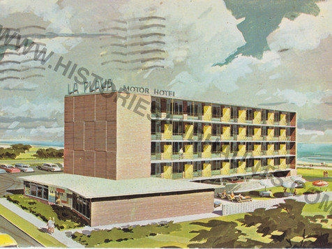 La Playa Hotel - 1958