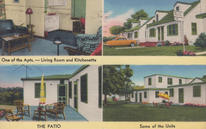 Ray Anne Cottages 1957