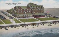 Courtney Terrace 1954