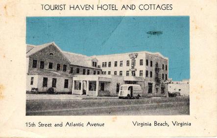 Tourist Haven 1948