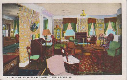 Princess Anne Hotel 1946