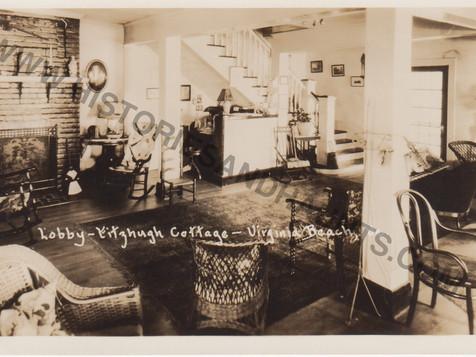 Fitzhugh Cottage - undated