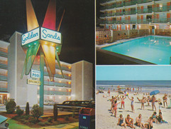 Golden Sands Motel - undated