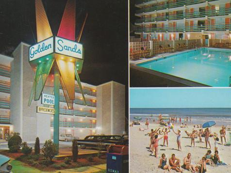 Golden Sands Motel - undated
