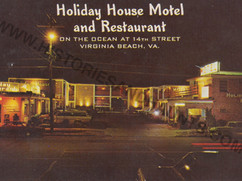 Holiday House Motel and Restaurant - undated