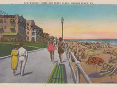 New Waverly Hotel - 1937