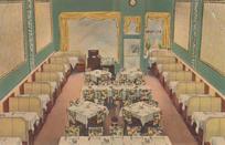 Colony Restaurant 1948