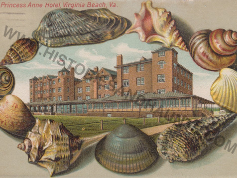 Princess Anne Hotel - 1917