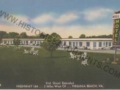 Hilltop Motel 1