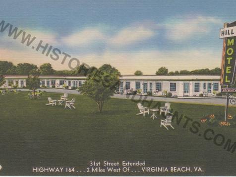 Hilltop Motel - 1948