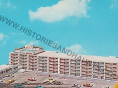 Ocean house Motel - undated