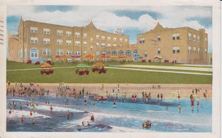 Pinewood Hotel 1944