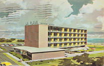La Playa Motor Court 1958