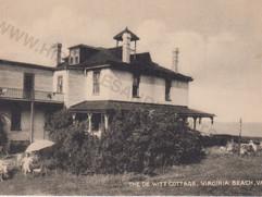 DeWitt Cottage 1