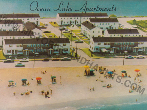 Ocean Lake Apartments - undated