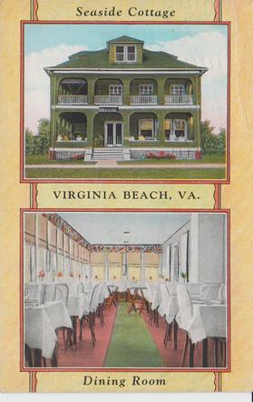 Seaside Cottage 1937