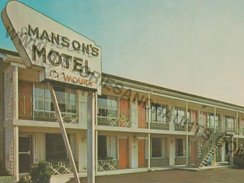 Manson's Motel 1