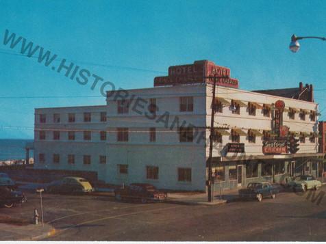 Hotel Prince Charles - undated