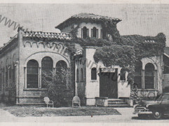 The Overflow Cottage - 1951