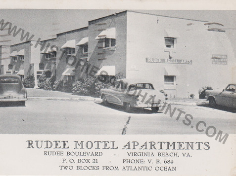 Rudee Motel Apartments - 1958