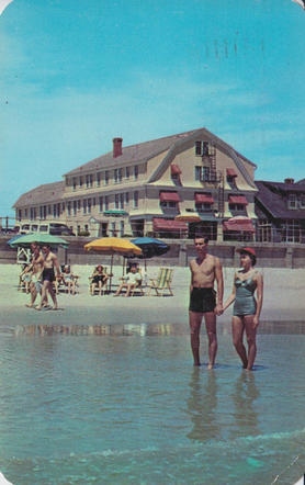 The Idlewhyle Hotel 1952