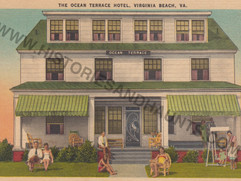 Ocean Terrace Hotel - 1957