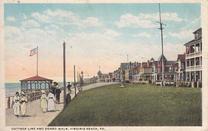 Boardwalk Gazebo 1915