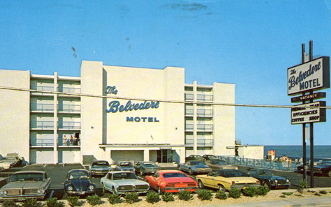 Belvedere Resort Motel - undated