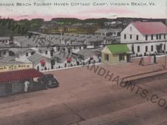 Tourist Haven Cottage Camp - 1936