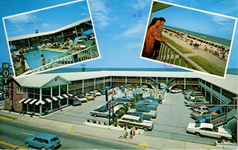 Colonial Inn on the Ocean - 1977