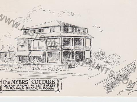 Myer's Cottage 1