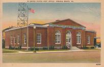 Post Office 1945