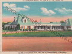 Old Dominion Hotel - 1951
