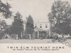 Twin Elm Tourist Home - undated