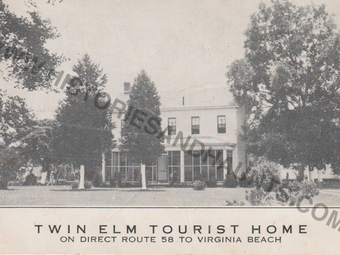 Twin Elm Tourist Home 1