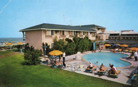 The Marshalls Hotel 1957