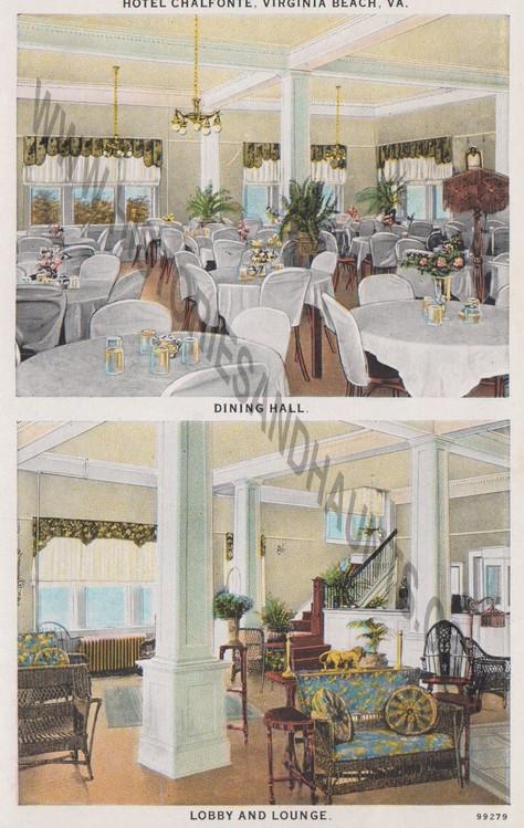 The Chalfonte Hotel - undated