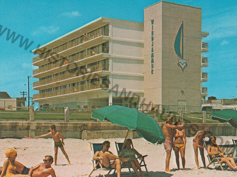 Windjammer  Motor Lodge - undated