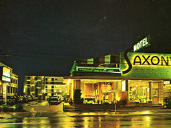 Saxony Motel - undated