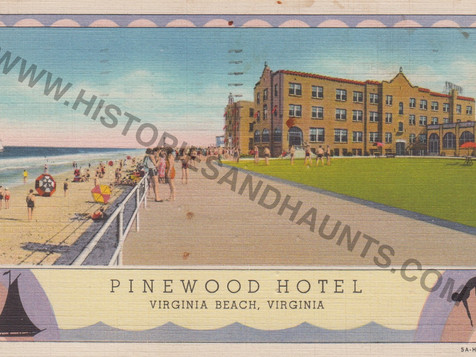 The Pinewood Hotel - 1936