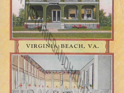 Seaside Cottage - 1936