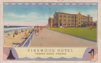 Pinewood Hotel 1936