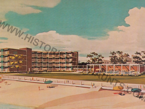 Washington Club Inn - 1966