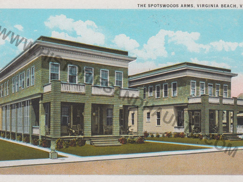 Spotswoods Arms - undated