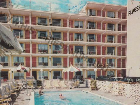 Flagship Motel - 1973